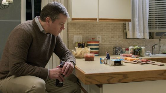Downsizing could have been a masterpiece. It doesn't hit that mark, but the ride is still an interesting addition to Alexander Payne's filmography. The concepts introduced at the start of the film are very intriguing - scientists discover how to shrink humans until they're five inches tall. This process is called downsizing, and it becomes somewhat popular (3% of the population has undergone downsizing) as money is worth much more given how little of everything one needs to live.