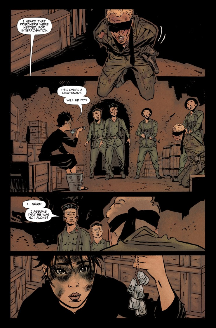 Marvel Preview: Punisher: The Platoon #4