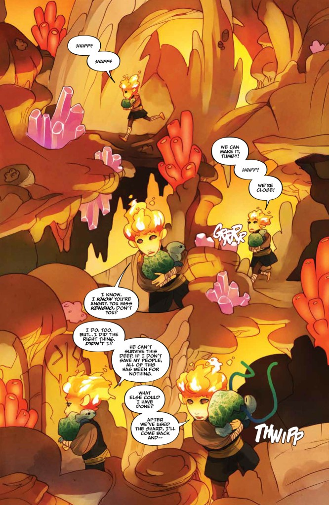 The Power of the Dark Crystal #9 Review