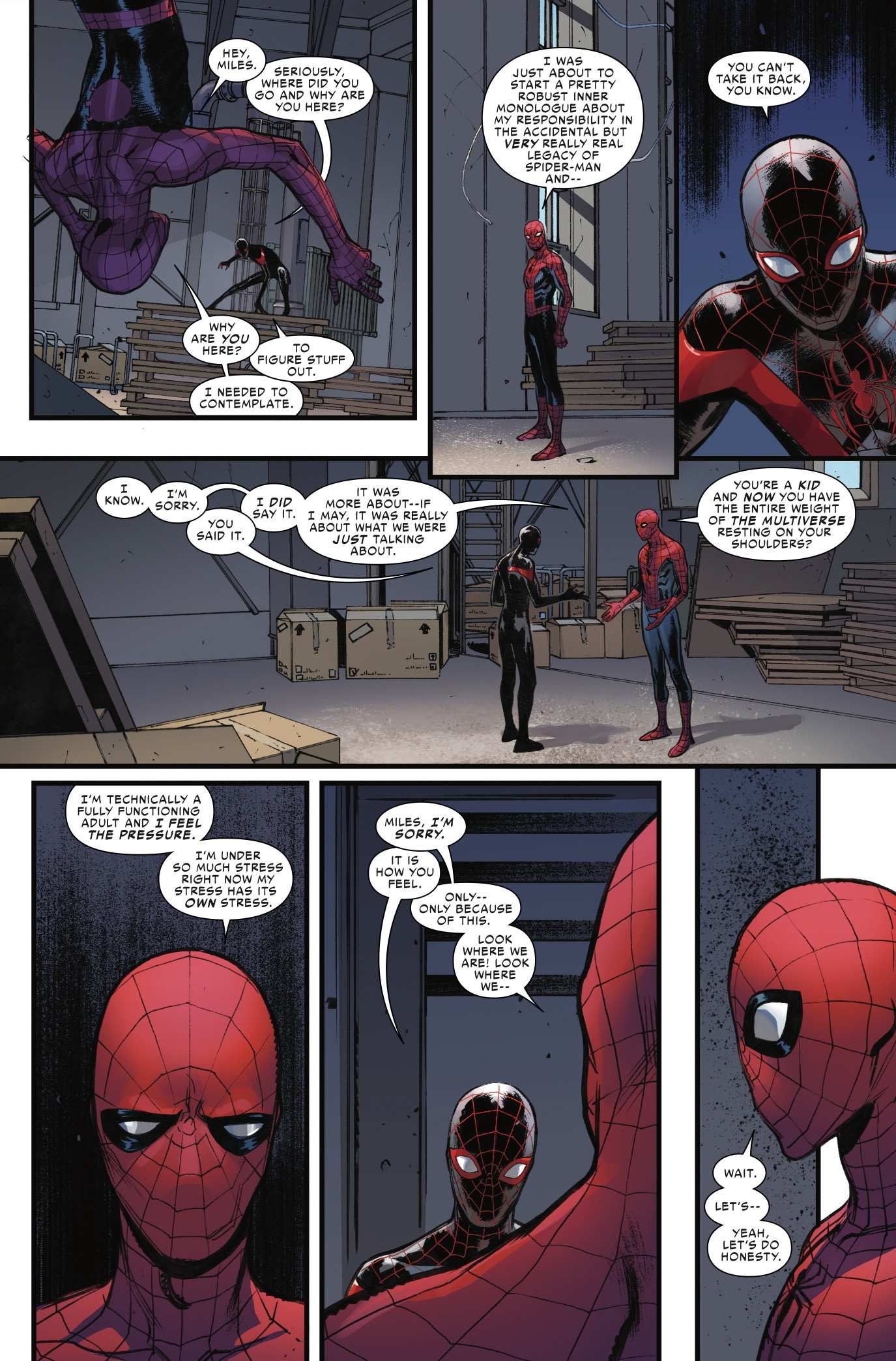3 Reasons Why: 'Spider-Men II' fleshes out Miles Morales for the future