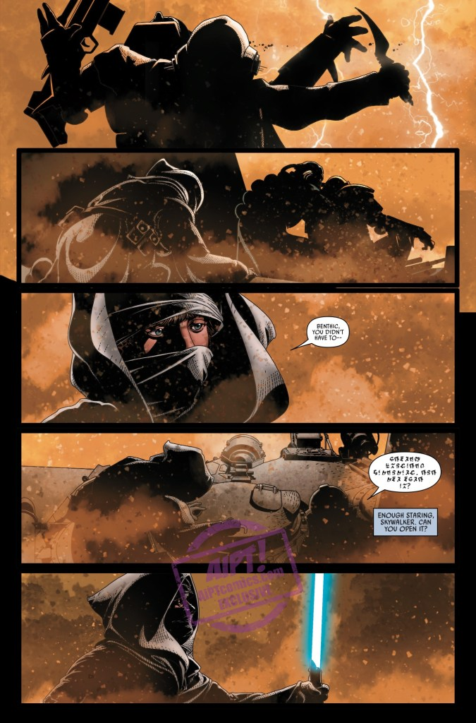 [EXCLUSIVE] Marvel Preview: Star Wars #40