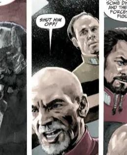 Star Trek: TNG: Mirror Broken #5 Review