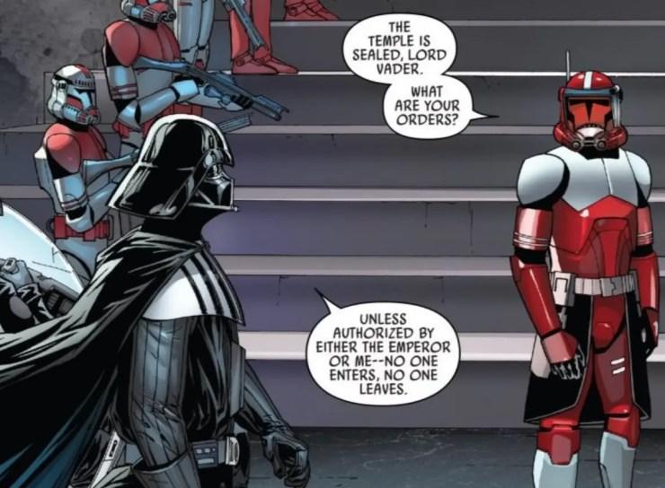 Darth Vader #9 Review