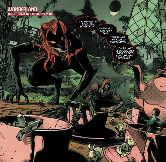 Batwoman #10 Review