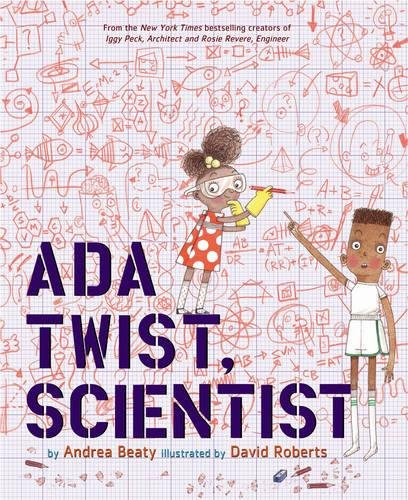 EureKids! -- Andrea Beaty's Delightful STEM-based Children's Series