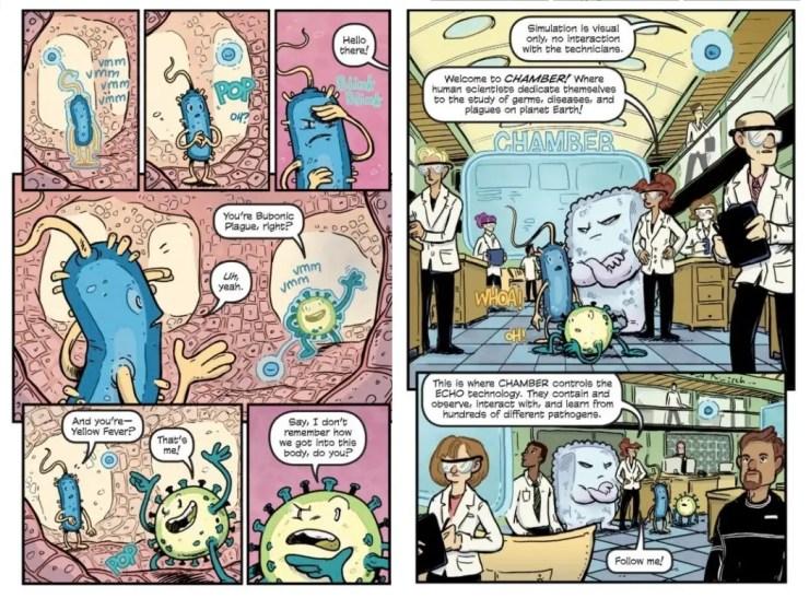 EureKids! -- 'Science Comics: Plagues'