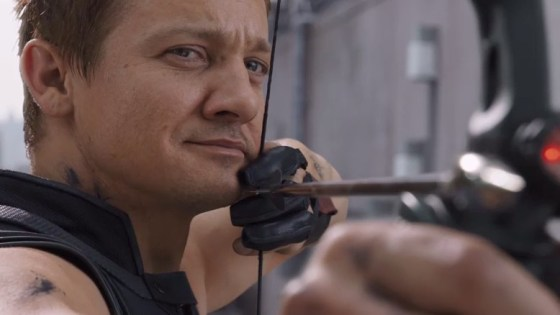 Will Hawkeye be involved in the upcoming Avengers: Infinity War?  Jeremy Renner seems to think so.