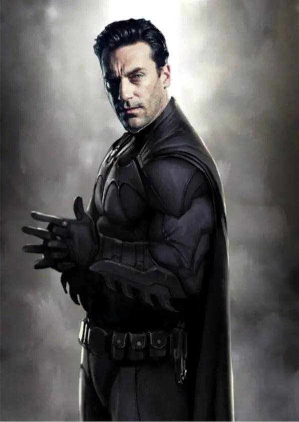 Is Gotham City ready to go ham? 'Mad Men' actor Jon Hamm in talks to supplant Ben Affleck as Batman