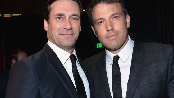 Could Jon Hamm be the next Batman?