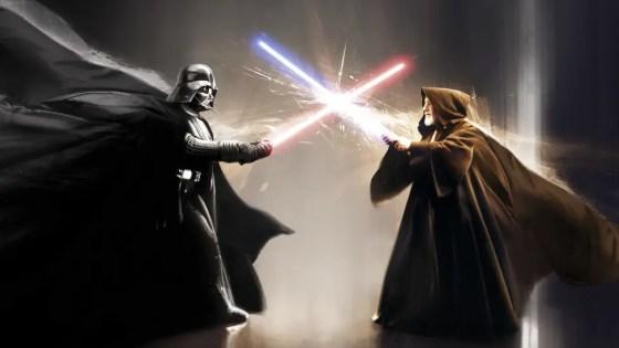 Fans reimagine classic Darth Vader and Obi-Wan Kenobi lightsaber battle from 'Star Wars: A New Hope'