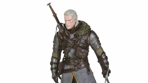 """Dark Horse Deluxe's Line of """"The Witcher 3"""" Figures Expands Beginning With New Geralt Grandmaster Ursine Figure"""