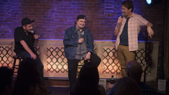 A transcript from a recent press event for HBO's Crashing, which AiPT! had a chance to attend.