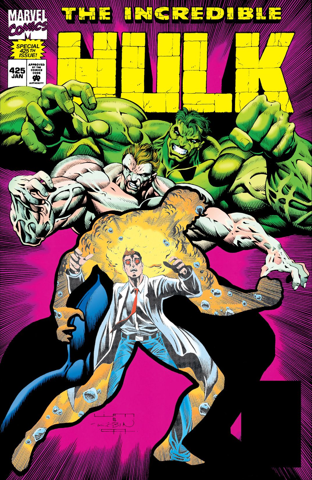 3 Reasons Why: 'Incredible Hulk Epic Collection: Fall of the Pantheon' is a worthy read