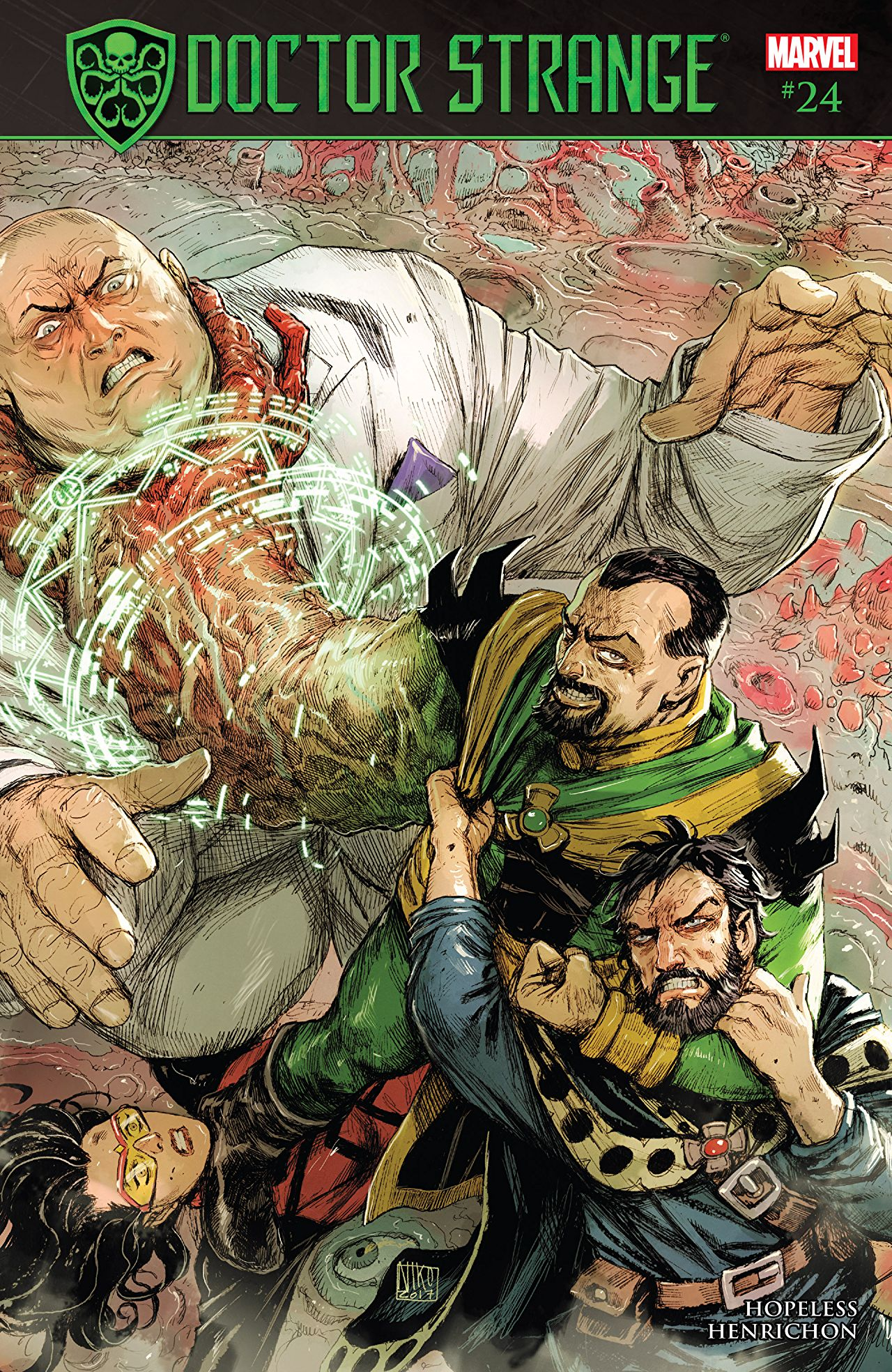3 Reasons Why: A Doctor Strange movie should spin out of 'Doctor Strange Vol. 5: Secret Empire'