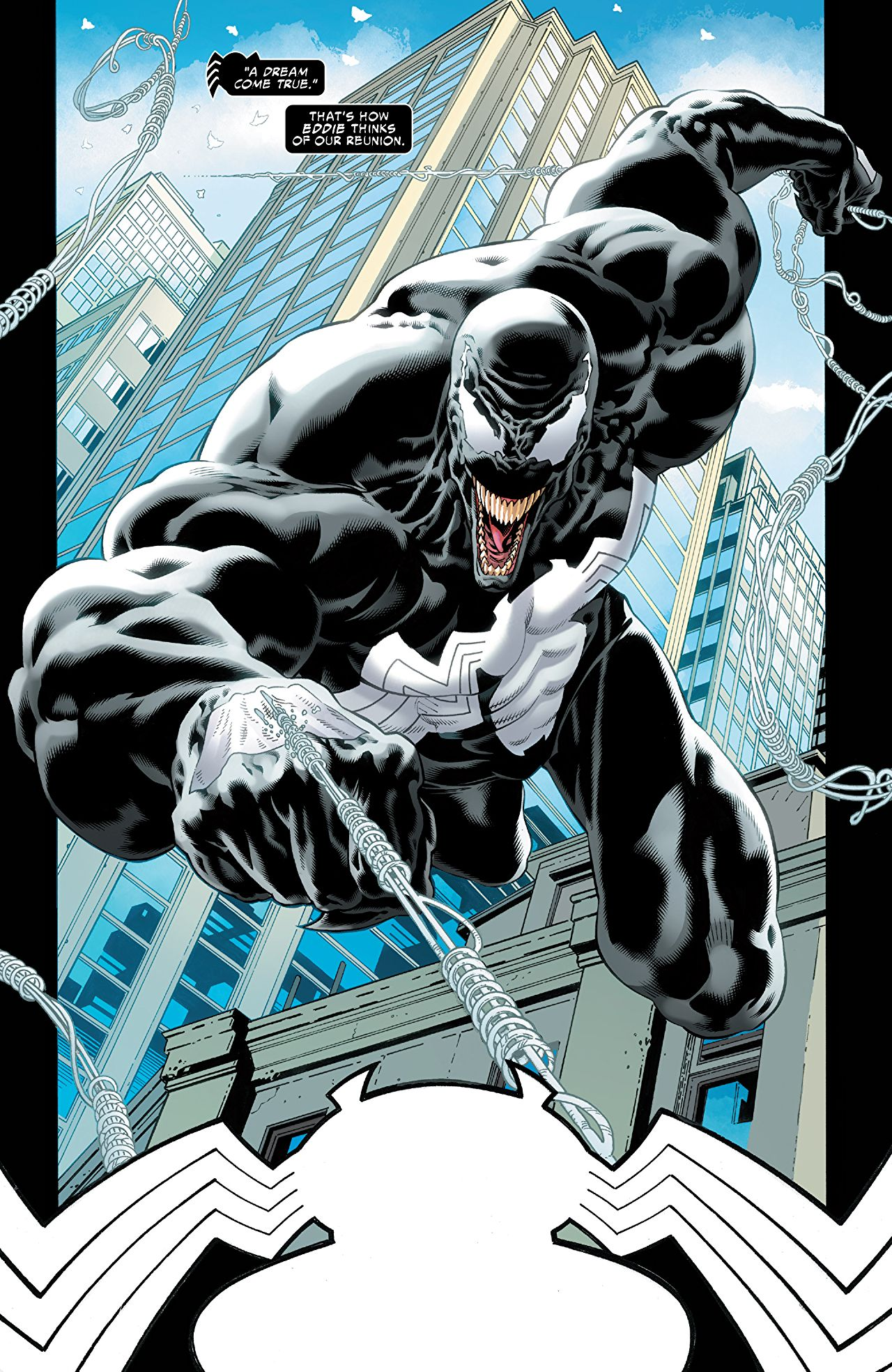 3 Reasons Why: 'Venom Vol. 3: Lethal Protector - Blood in the Water' redefines Venom