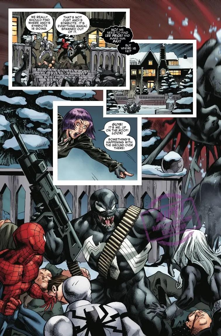 Amazing Spider-Man: Venom Inc. Omega #1 Review