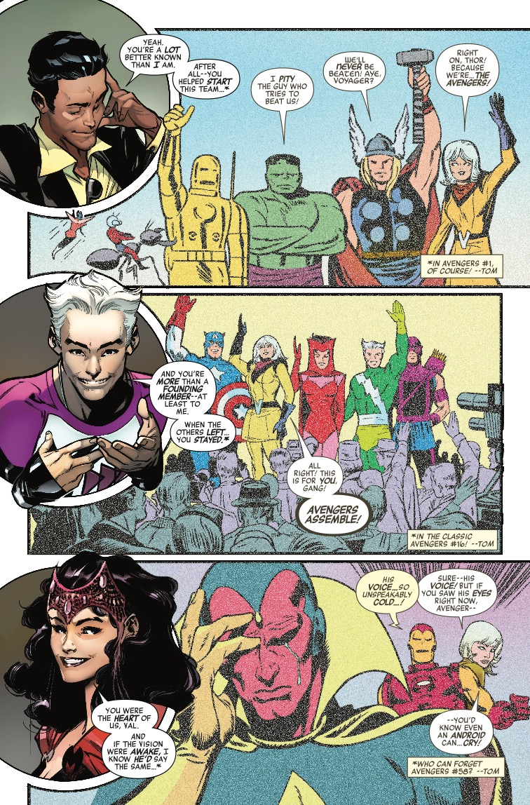 Avengers #676 Review
