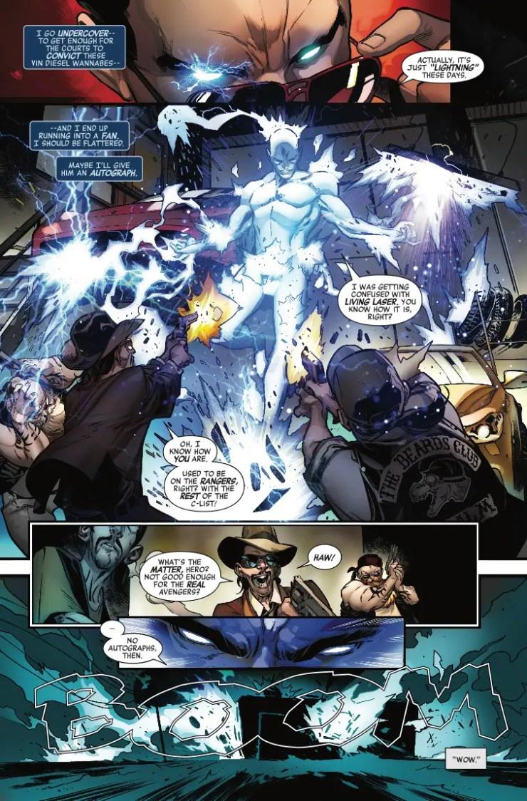 Marvel Preview: Avengers #675