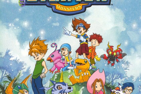 Digimon - not a Pokemon rip-off, but a full featured series of both video games and anime with complex messages and interesting themes