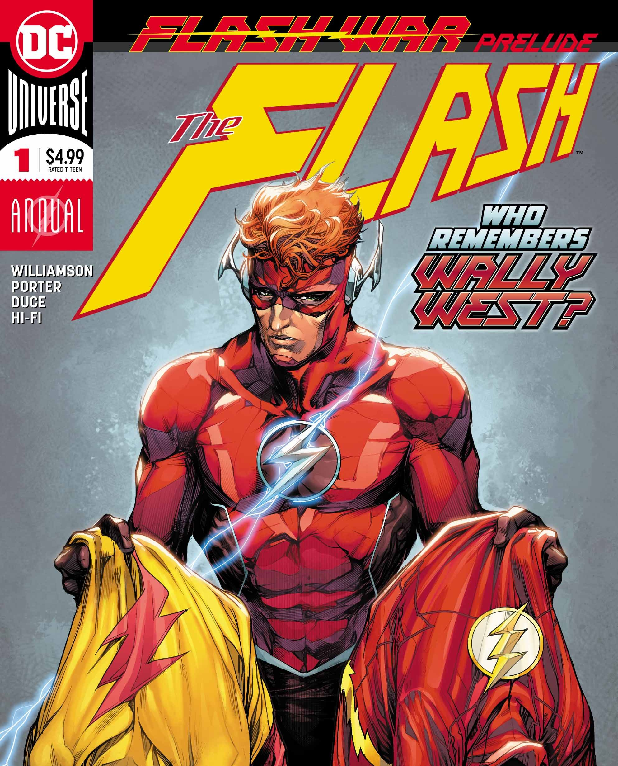 The Flash Annual #1 review: Best Flash story since 2005