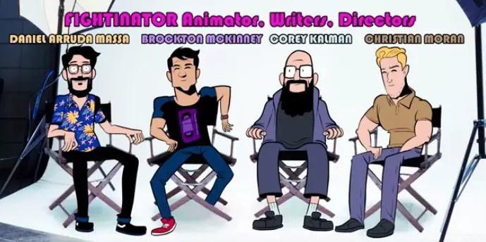 Indiegogo Alert: Fightinator - The Animated Movie