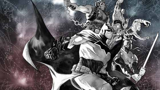 Join DC writers Scott Snyder, James Tynion IV, and Joshua Williamson for 'Justice League: No Justice' this May