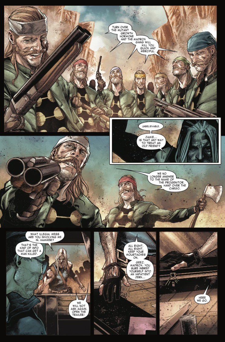 Marvel Preview: Old Man Hawkeye #1