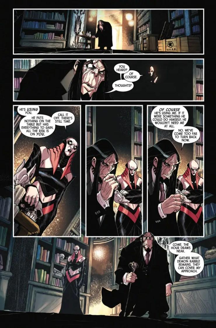 Marvel Preview: Spirits of Vengeance #4