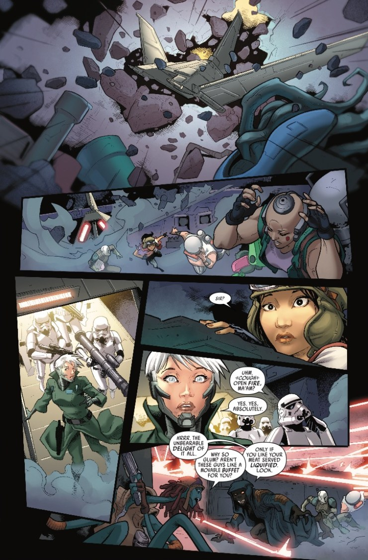 Marvel Preview: Star Wars: Doctor Aphra #16