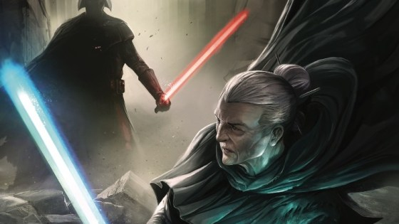 Darth Vader vs. Jocasta Nu, who you got!?