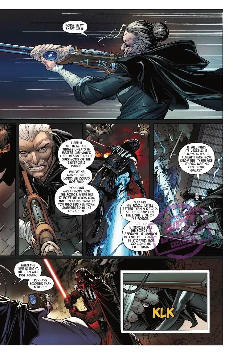Darth Vader #10 Review