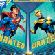 Superman seeks to find his father and Booster Gold in this third part of a six part series.