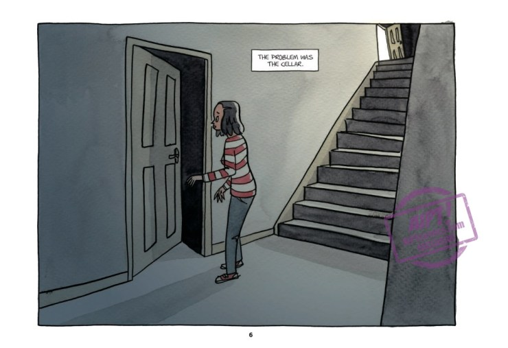 [EXCLUSIVE] IDW Preview: The Three Rooms in Valerie's Head