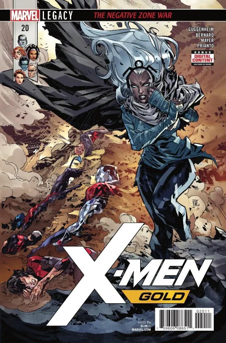 Marvel Preview: X-Men Gold #20