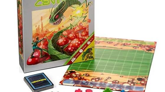 A casual gamer review of Atari's Centipede board game