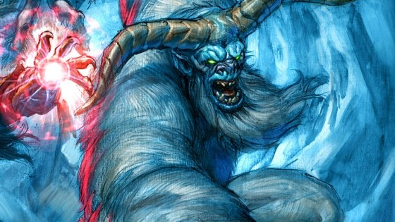 Chillwind Yeti was my favorite Hearthstone 4-drop of all time.  Until I learned the horrifying truth...