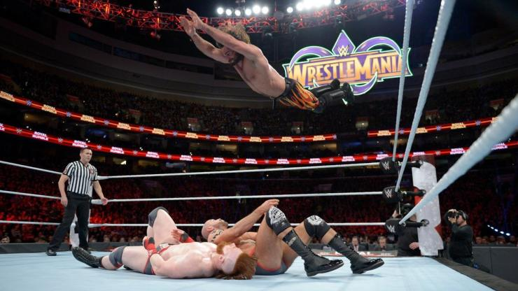 WWE Royal Rumble 2018 review: the best Rumble in years (in spite of Ronda Rousey)