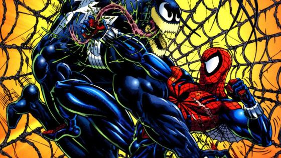 A certain webhead may be appearing in the upcoming Venom film.