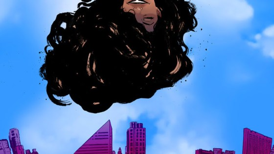 Lucifer's Joe Henderson and Lee Garbett team up for Gravity-defying new series