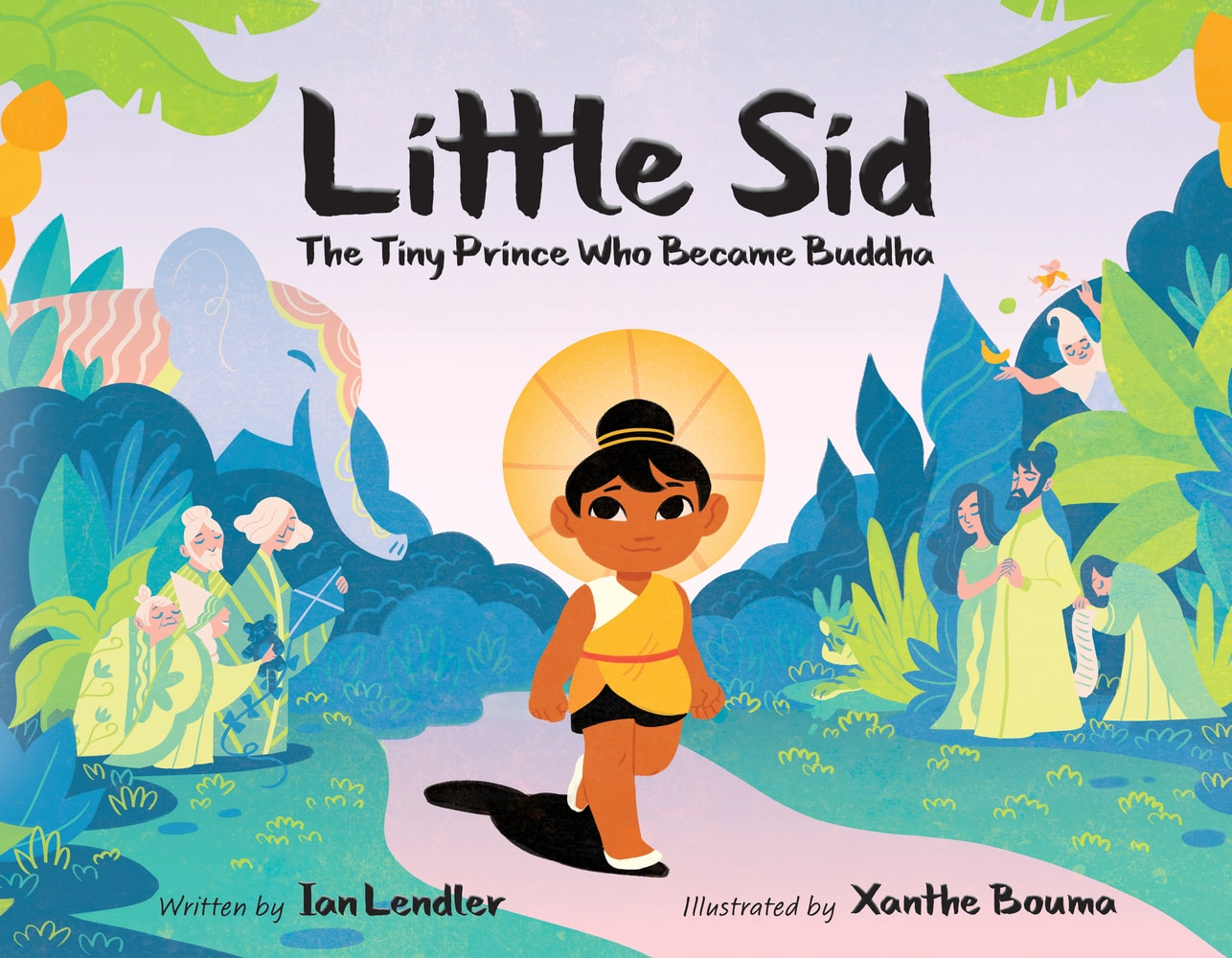Little Sid: The Tiny Prince Who Became Buddha Review