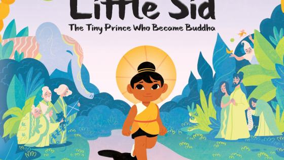 A children's book that draws inspiration from Buddhist theology.