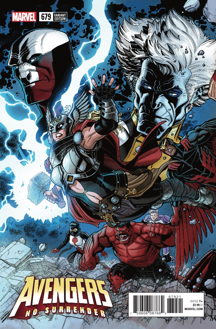 Avengers #679 review: The Challenger revealed