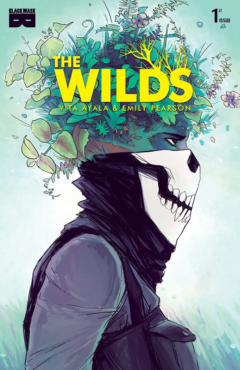 The Wilds #1 review: A beautiful yet unsettling mystery