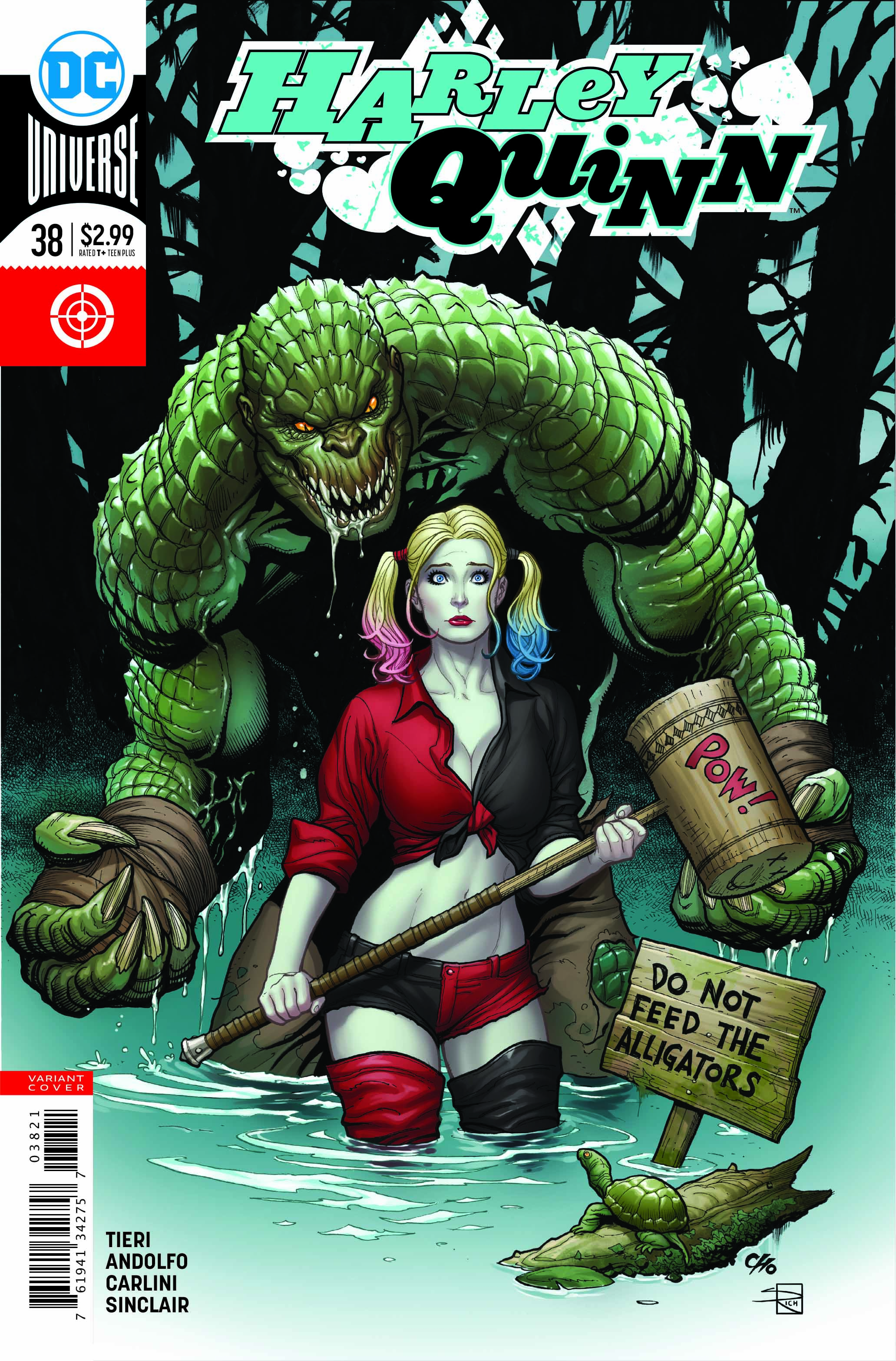 Harley Quinn #38 Review