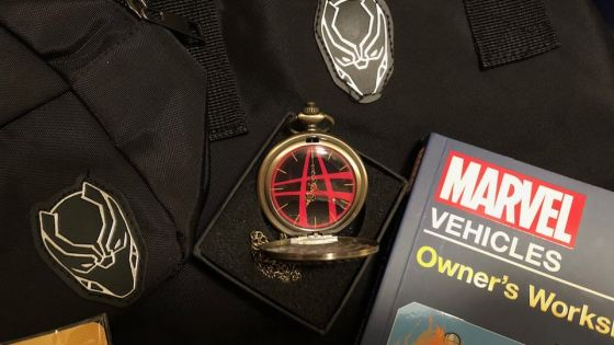 We unbox the latest Marvel Gear & Goods loot crate.
