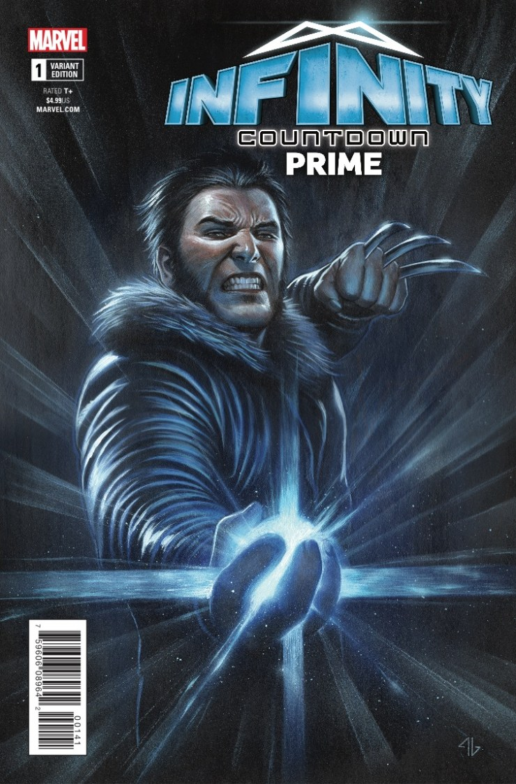 Marvel Preview: Infinity Countdown Prime #1