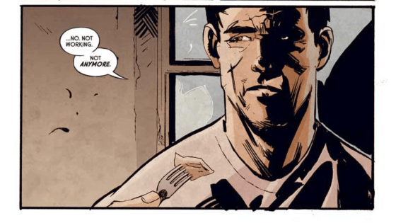 Steve Orlando and Garry Brown detail the gut-wrenching human drama of 'CRUDE'