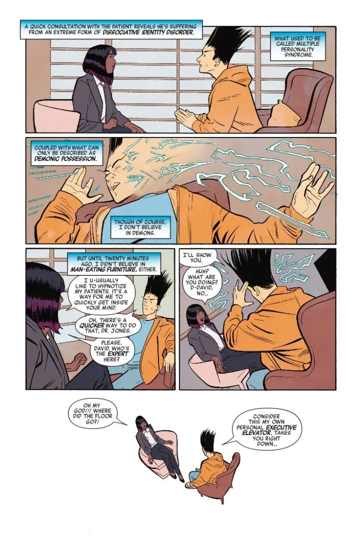 Marvel Preview: Legion #2