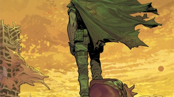 Oblivion Song #1 Advance Review: Robert Kirkman's latest is a flawless debut