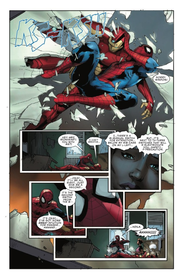 Marvel Preview: Peter Parker: The Spectacular Spider-Man #300